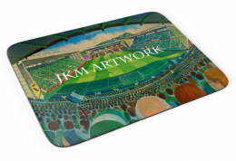 easter road  Premium Quality Mouse mat